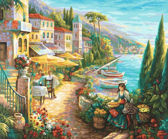 Schipper Картина по номерам Белла Италия 50х60 см