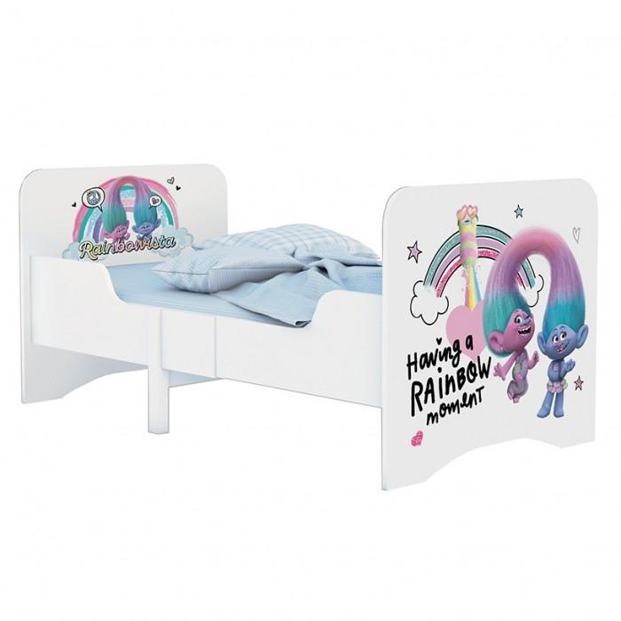 Купить Кроватка-трансформер Polini kids Fun 3200 Тролли в интернет магазине. Цены, фото, описания, характеристики, отзывы, обзоры