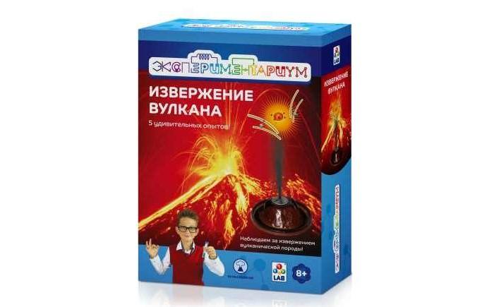 1 Toy Экспериментаниум Извержение вулкана