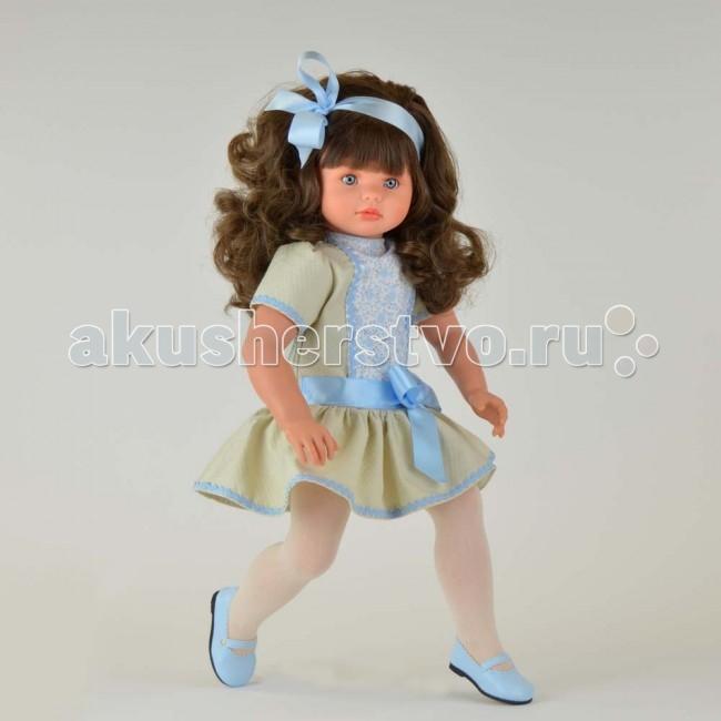 ASI Кукла Пепа 60 см 282000Кукла Пепа 60 см 282000Кукла ASI Пепа 60 см 282000 одета в изысканное платье, выполненное в нежных голубо-бежевых тонах. Голову куколки украшает фирменный бант ASI. На ногах стильные голубые лодочки.  Куколка ростом 60 см, обладает роскошной шевелюрой! Волосы, как настоящие, густые, мягкие и шелковистые. Их блеск и качество поражают!  Куколка очень легкая, благодаря своему мягконабивному телу. Ручки и ножки фиксируются в разных положениях.  Любимая куколка всех европейских детишек, Пепа, покорила сердца и российских девочек.  Особенности: Пупсик ASI сделан очень качественно.  Без запаха.  Производство Испания. Используется безопасный твердый винил.  Видна прорисовка мельчайших подробностей тела, рук и ног.<br>