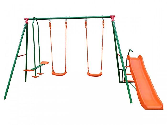 Игровые комплексы DFC Детский комплекс c горкой MSN-01