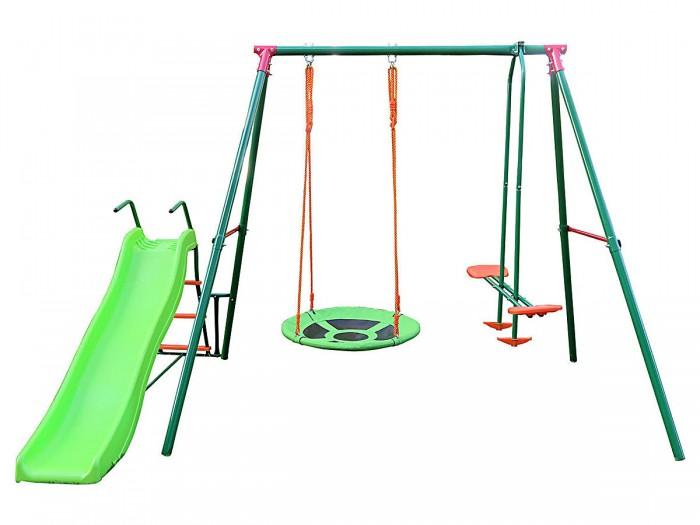 Игровые комплексы DFC Детский комплекс c горкой RGN-03
