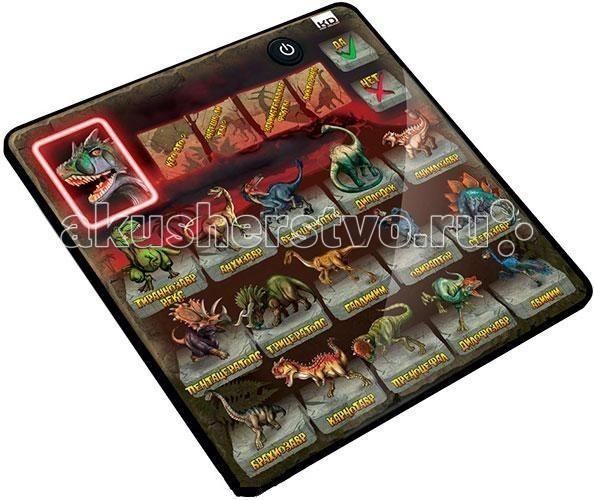 1 Toy Kidz Delight Планшет обучающий Мир динозавров