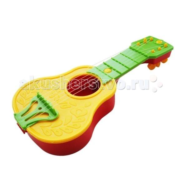 Музыкальные игрушки Игрушкин Гитара музыкальные игрушки