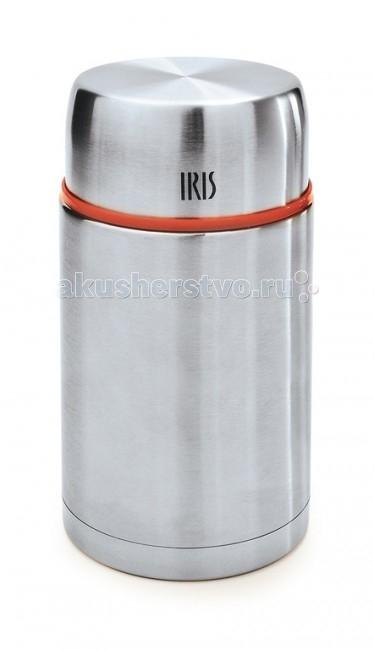 Термосы Iris Barcelona вакуумный с широким горлышком 1 л набор для мытья посуды iris barcelona 1721210