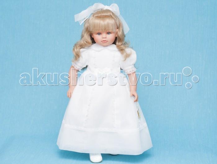 ASI Кукла Пепа 60 см 280090СКукла Пепа 60 см 280090СКукла ASI Пепа 60 см 280090С, выполнена из винила с мягконабивным телом. С ней очень удобно играть, сажать ее на стульчик, катать в коляске.  Шикарная кукла Пепа в белоснежном пышном платье невесты очарует любую девочку!  У нее длинные густые светлые волосы, шелковистые, почти как настоящие, завитые в аккуратные локоны, собраны сзади белым бантом.   Кукла Пепа - лицо испанского кукольного бренда ASI, особенно прекрасна в этом сказочном белом платье.  Особенности: Пупсик ASI сделан очень качественно.  Без запаха.  Производство Испания. Используется безопасный твердый винил.  Видна прорисовка мельчайших подробностей тела, рук и ног.<br>