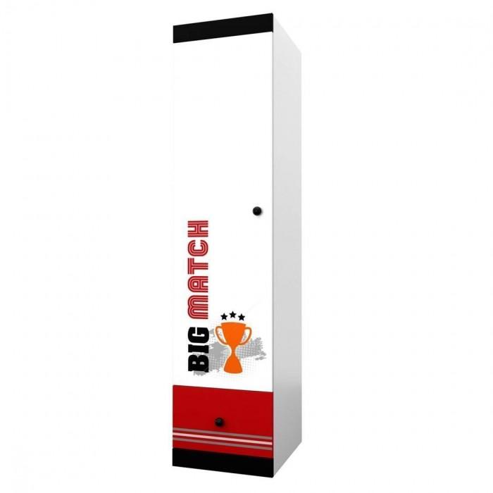 Купить Шкаф Polini kids Fun 460 Футбол в интернет магазине. Цены, фото, описания, характеристики, отзывы, обзоры