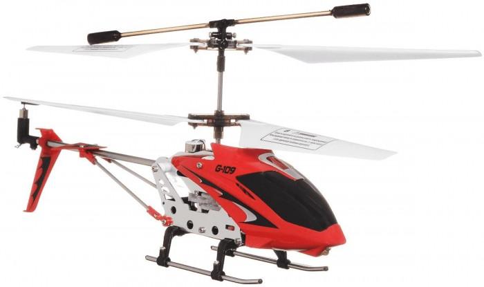 Вертолеты и самолеты 1 Toy Вертолет GYRO 109 с гироскопом 3 канала USB-зарядка гироскутеры gyro сигвей мини с управлением коленями 10