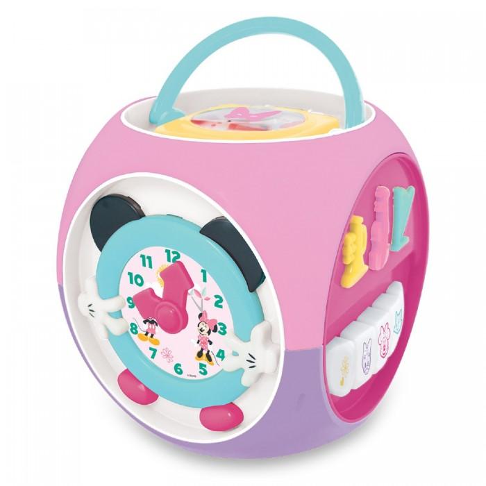 Развивающая игрушка Kiddieland Мультикуб Минни Маус