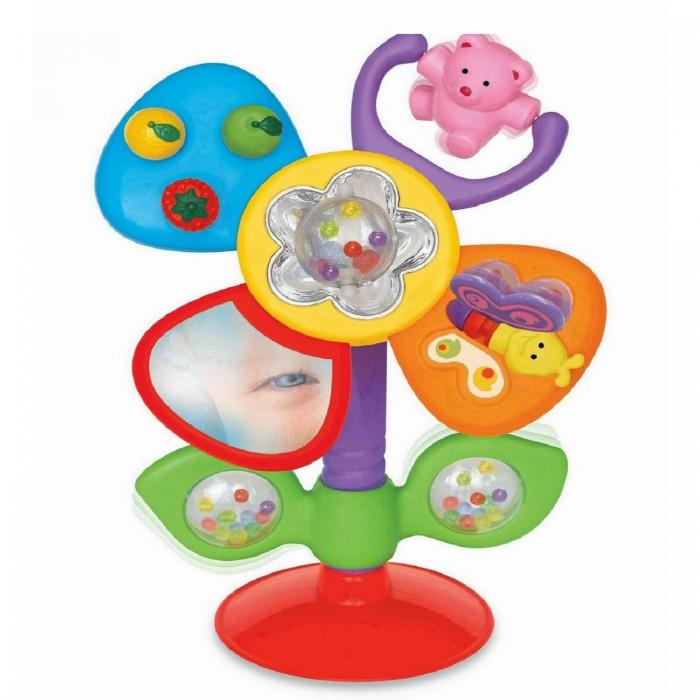 Развивающая игрушка Kiddieland на присоске Цветок на русском языке