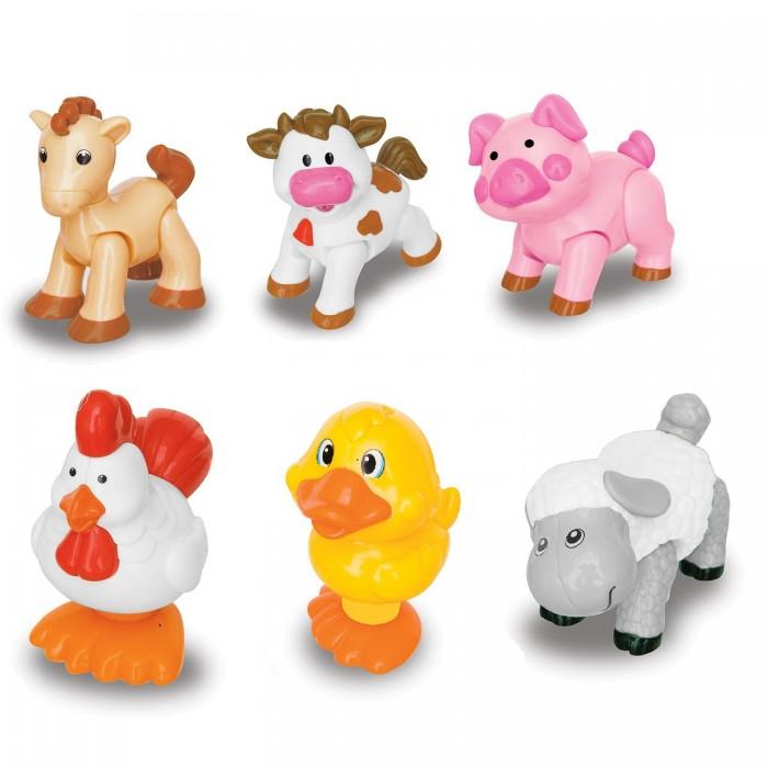 Картинка для Развивающие игрушки Kiddieland Домашние животные KID 058537