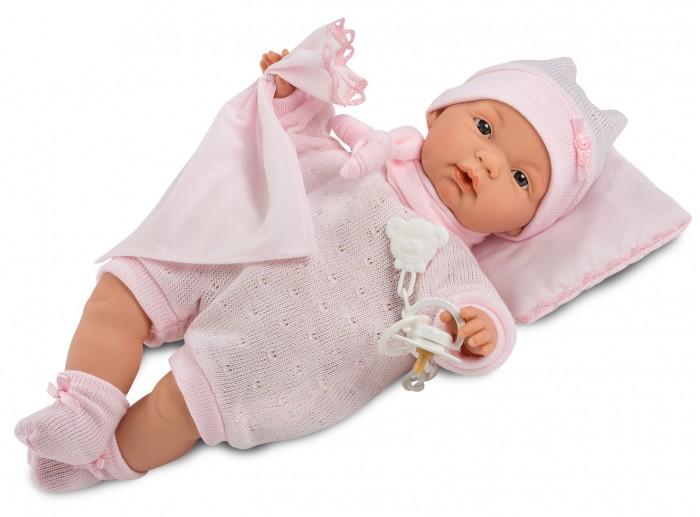 Купить Куклы и одежда для кукол, Llorens Кукла Жоелле 38 см со звуком