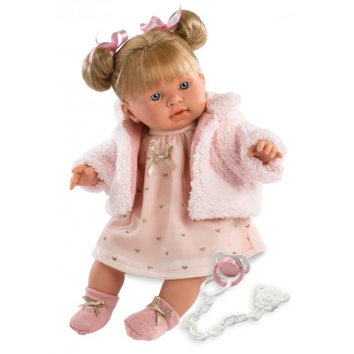 Купить Куклы и одежда для кукол, Llorens Кукла Александра 42 см со звуком