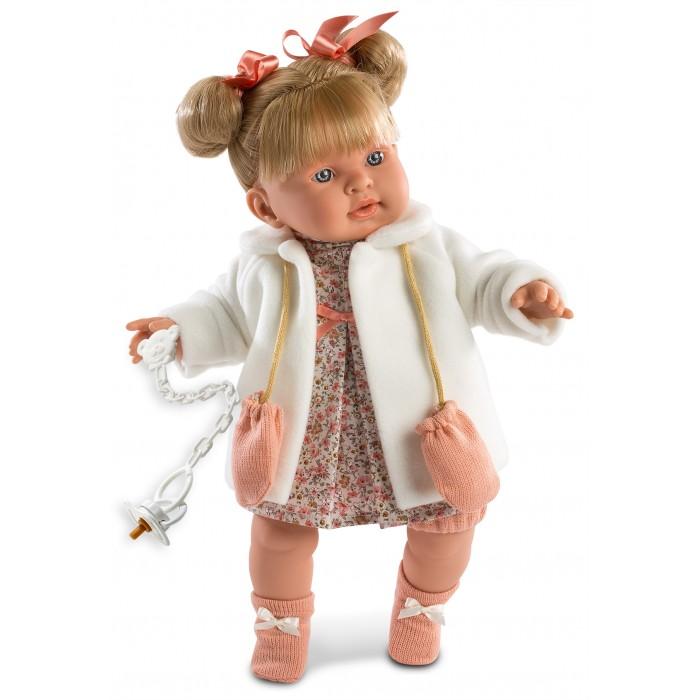 Llorens Кукла Ирина 42 см со звуком
