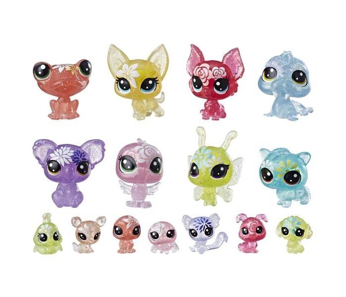 Игровые фигурки Littlest Pet Shop Игровой набор Букетный петов