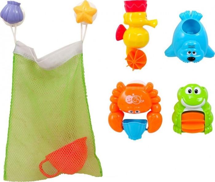 Купить Игрушки для ванны, Playgo Игровой набор для ванной Друзья
