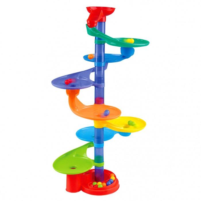 Купить Развивающие игрушки, Развивающая игрушка Playgo Игровой набор Гонки с шарами