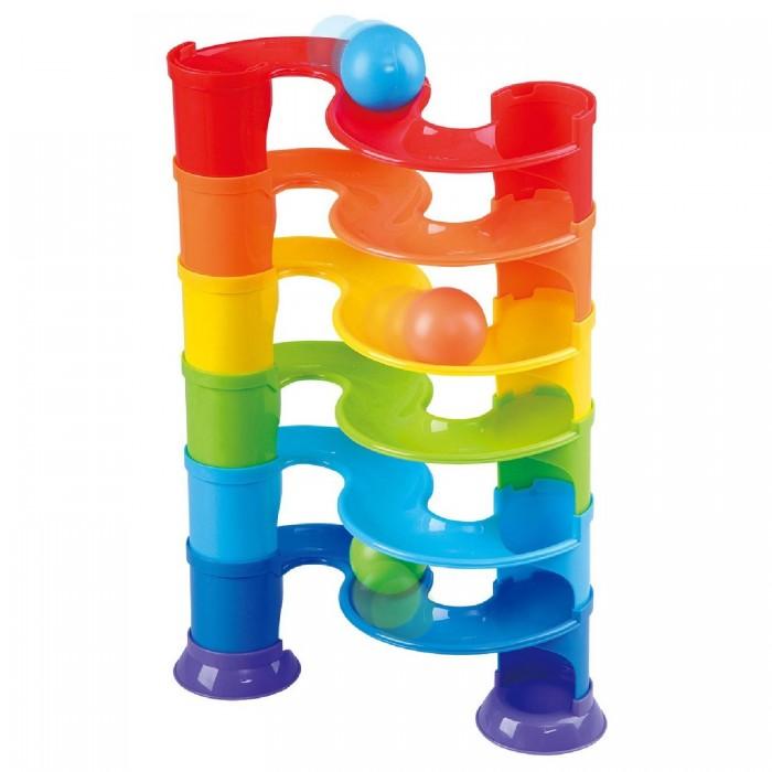 Купить Развивающие игрушки, Развивающая игрушка Playgo Трек с шарами 6 ярусов