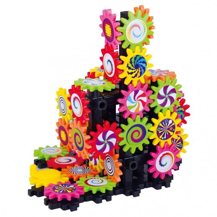 Развивающая игрушка Playgo Игровой набор Конструктор с шестеренками