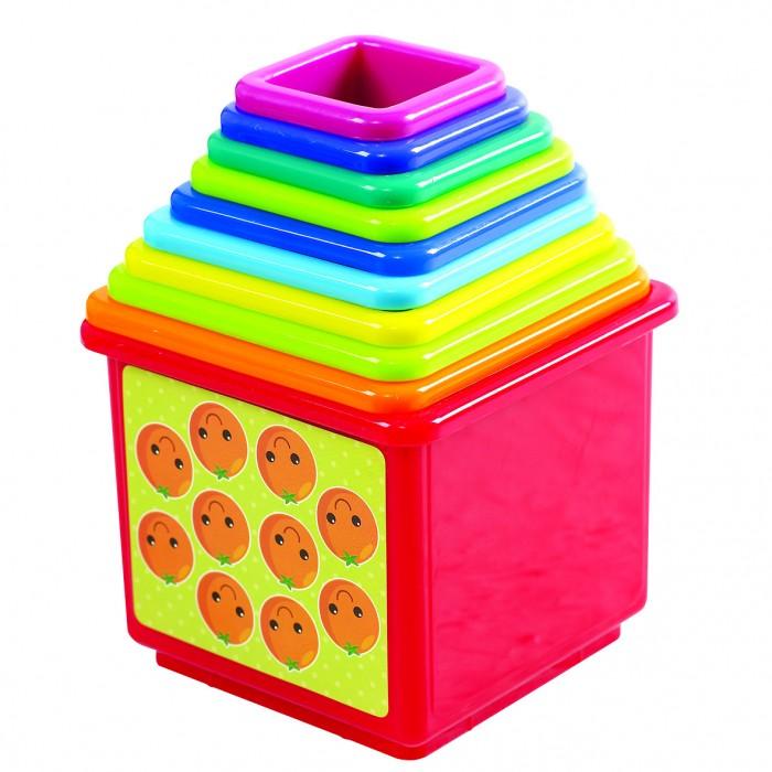 Развивающие игрушки Playgo Игровой набор Пирамида игровой набор playgo гриль