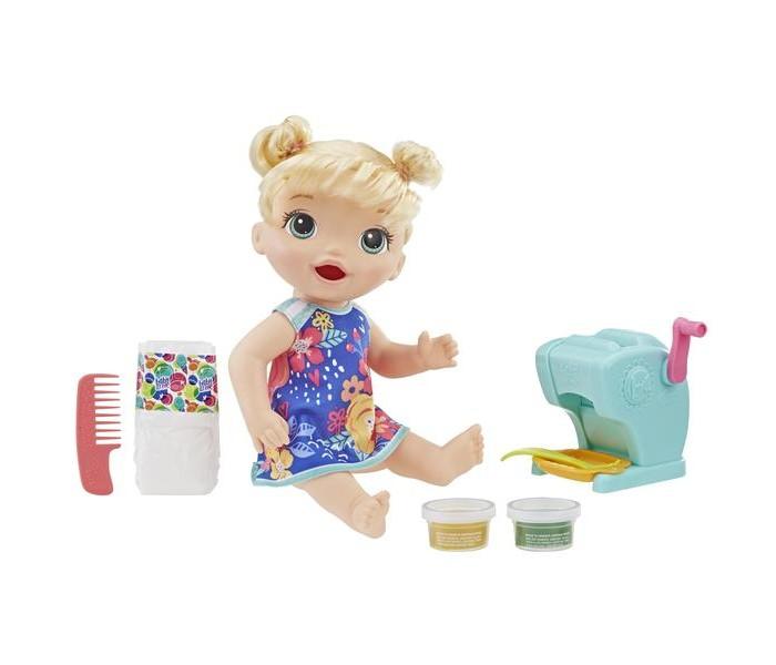 Картинка для Baby Alive Кукла Малышка и макароны