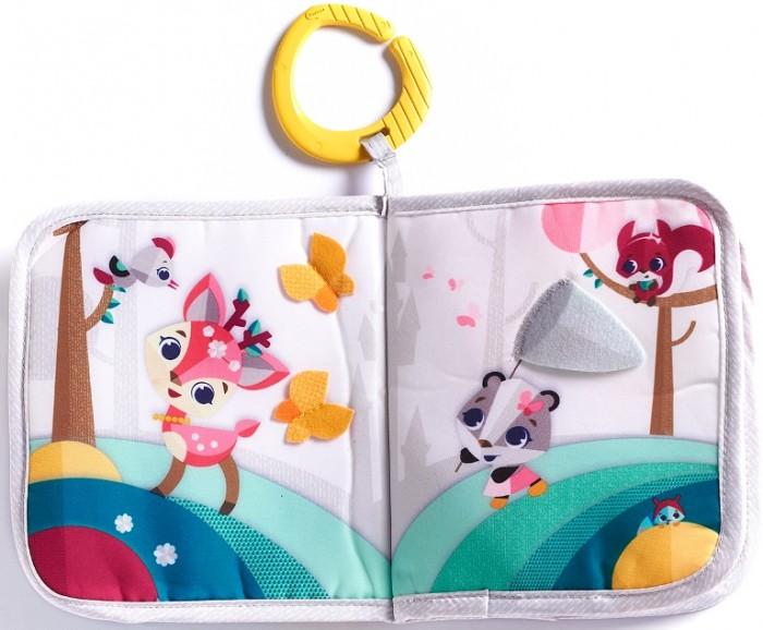 цена на Подвесные игрушки Tiny Love Игрушка книжка Принцесса