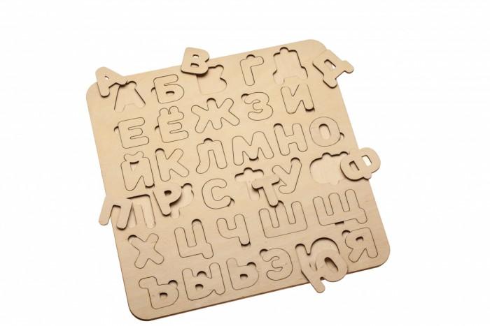 Деревянная игрушка Bradex Рамка-вкладыш Азбука