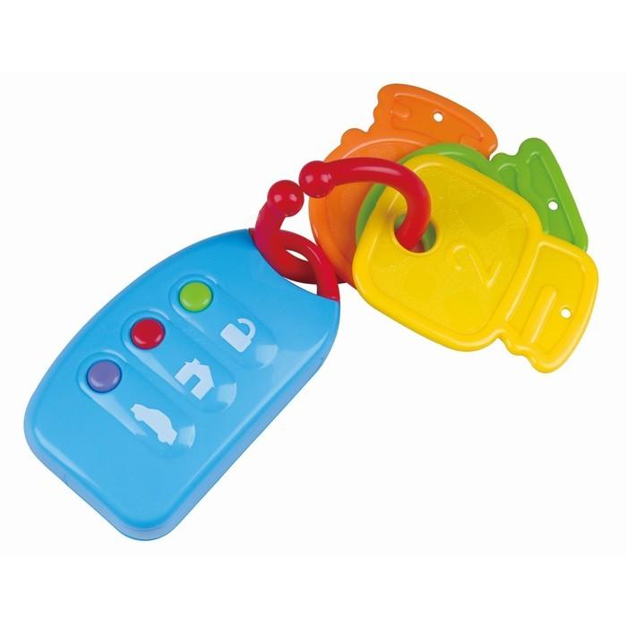Playgo Развивающая игрушка Мой первый брелок с ключами фото