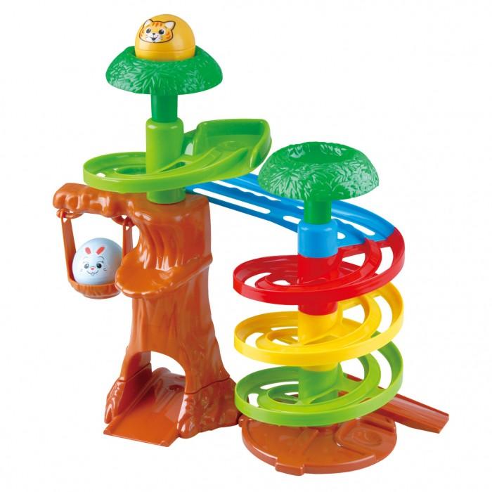 Купить Развивающие игрушки, Развивающая игрушка Playgo центр Дерево-горка с шарами