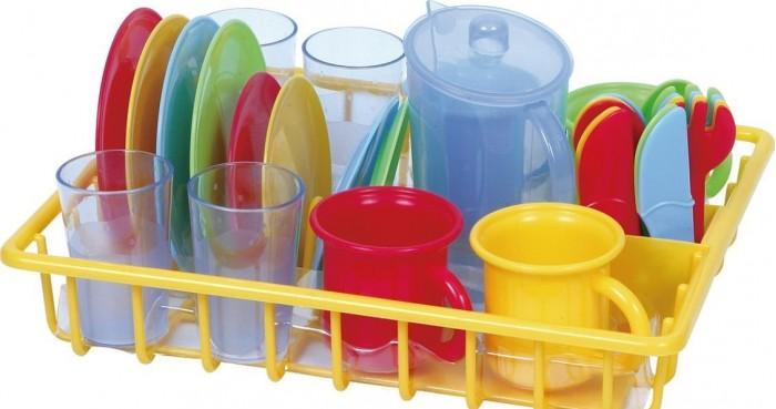 Ролевые игры Playgo Игровой набор сушка с посудой 30 предметов