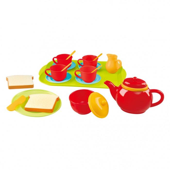 Купить Ролевые игры, Playgo Игровой набор для чая 20 предметов