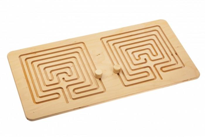 Деревянная игрушка Bradex Межполушарная доска Сложный квадрат
