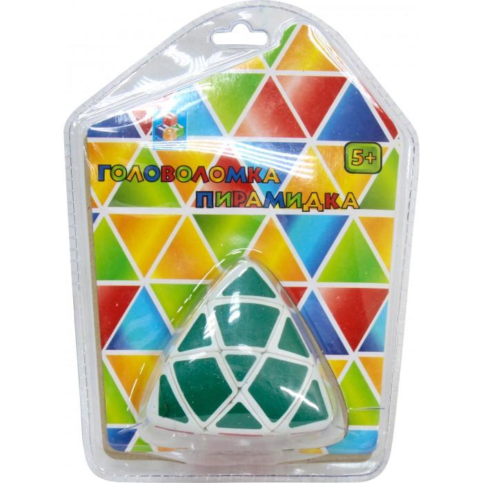 Настольные игры 1 Toy Головоломка пирамидка 7 см головоломка