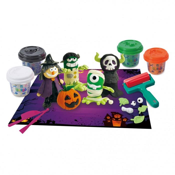 Купить Пластилин, Playgo Набор с пластилином Привидения