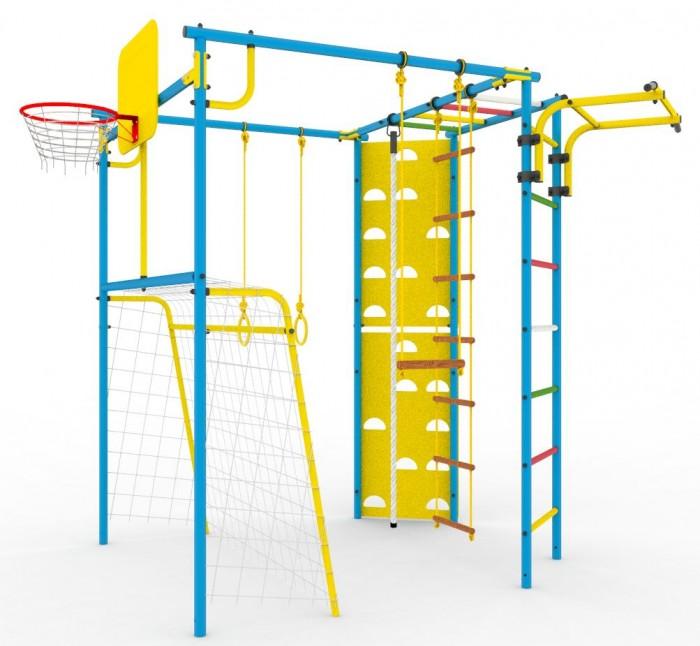 КМС Детский спортивный комплекс для дачи Колибри-13 КМС-713
