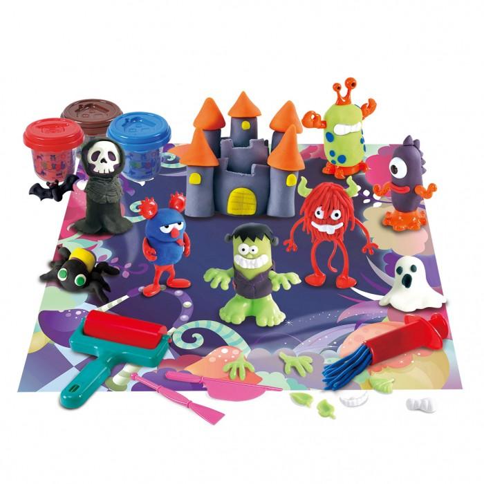 Playgo Набор с пластилином Вечеринка у монстров