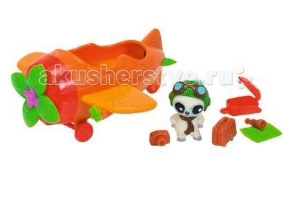 Игровые наборы Simba YooHoo&Friends Самолет игровые наборы simba yoohoo