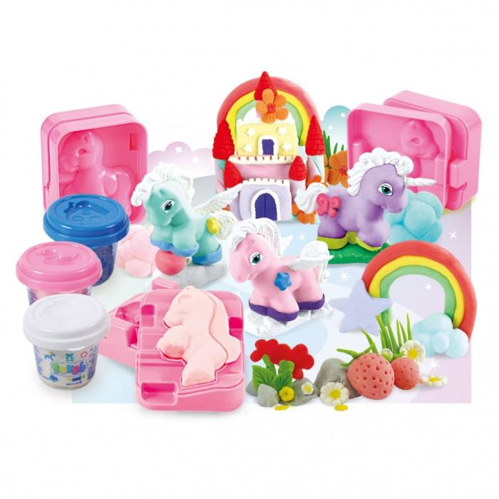 Playgo Набор с пластилином Волшебные пони