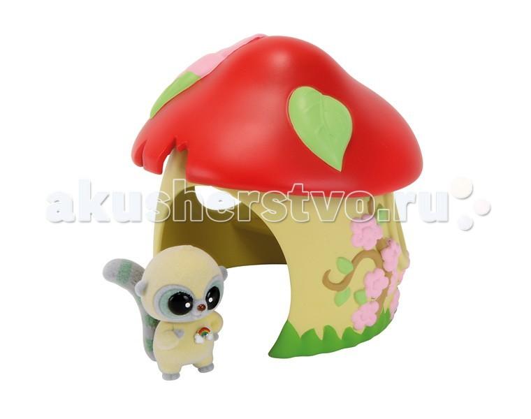 Игровые наборы Simba YooHoo&Friends Домик-грибок