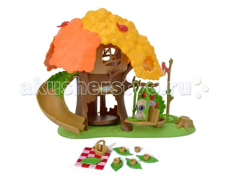Игровые наборы Simba YooHoo&Friends Домик-дерево домик грибок simba yoohoo