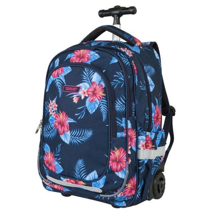 Купить Школьные рюкзаки, Target Collection Рюкзак-тележка Floral