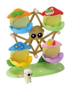 Игровые наборы Simba YooHoo&Friends Каруселька наборы для пикника