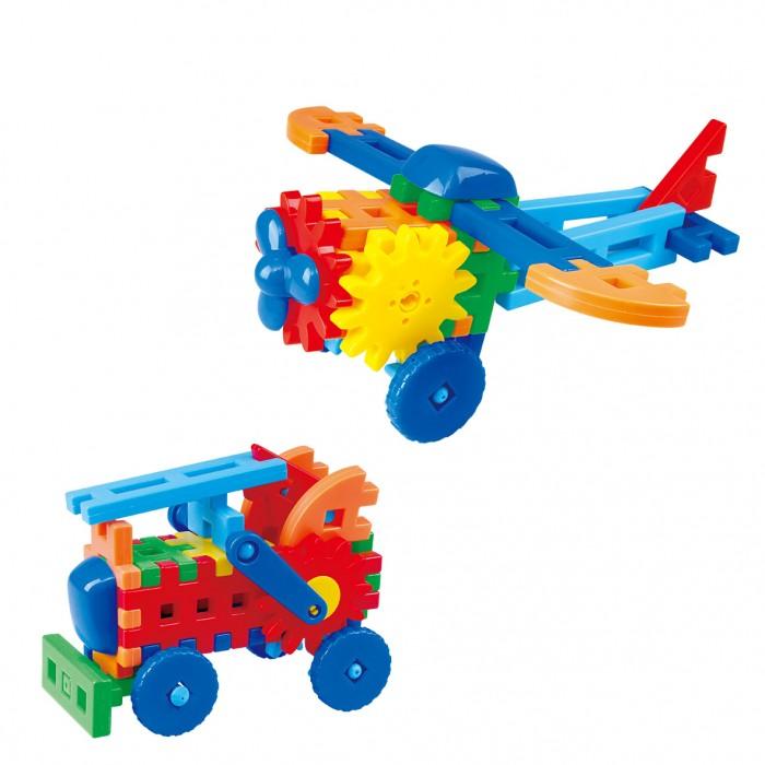 Конструктор Playgo Игровой набор Маленький инженер