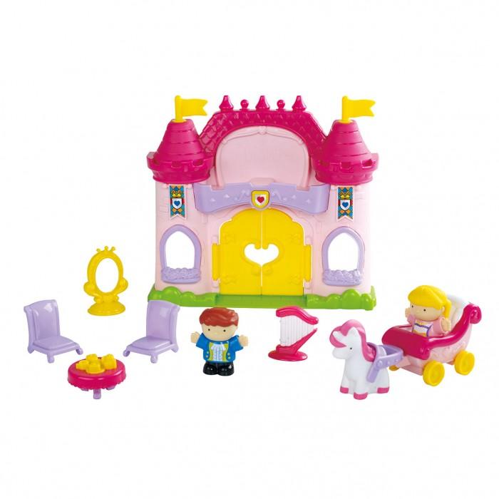 Купить Игровые наборы, Playgo Игровой набор Сказочный замок 11 предметов