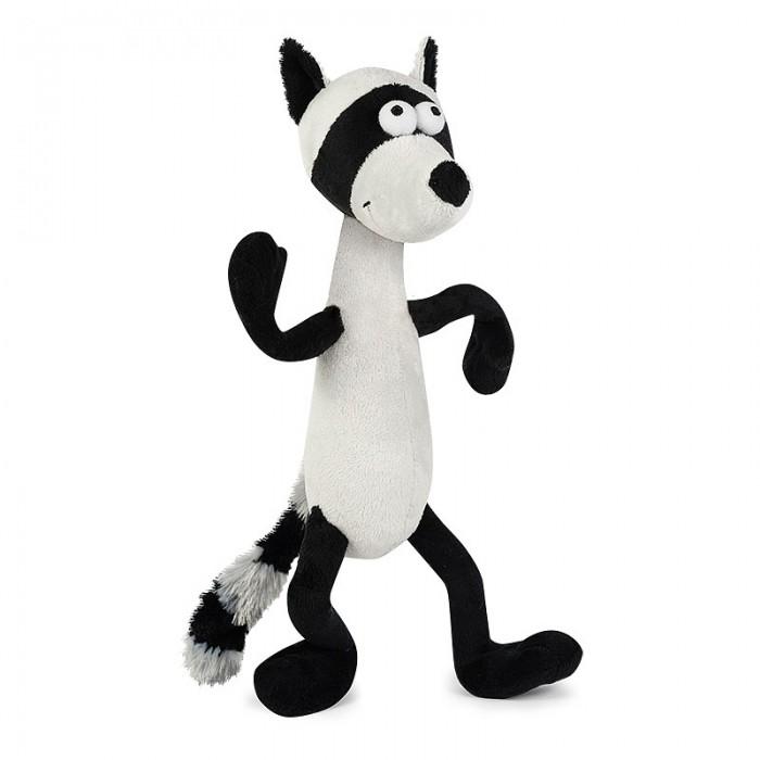 Купить Мягкие игрушки, Мягкая игрушка Гнутики Енотик-Полосатый хвостик 22 см