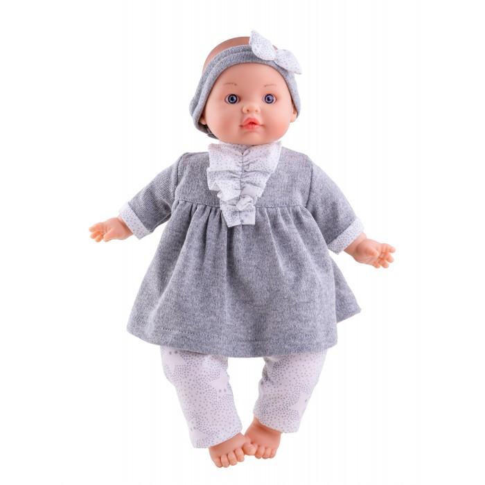 Paola Reina Кукла Беа 32 смКуклы и одежда для кукол<br>Paola Reina Кукла Беа 32 см  С мягконабивным телом.  Имеют нежный ванильный аромат. Глазки закрываются. Одеты в модную яркую одежду с аксессуарами.  Выразительная мимика, уникальный и неповторимый дизайн лица и тела. Качество подтверждено нормами безопасности EN17 ЕЭС.  Материалы: кукла изготовлена из винила; глаза выполнены в виде кристалла из прозрачного твердого пластика.