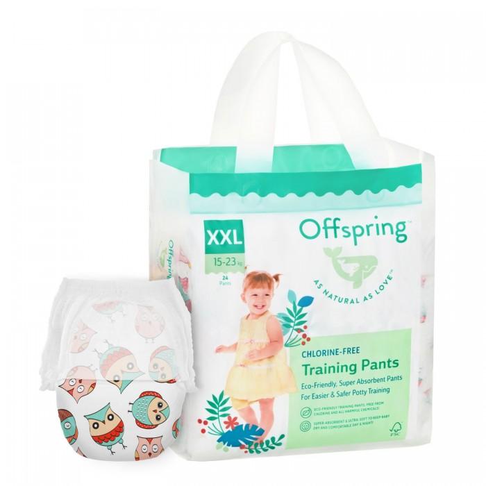 Offspring Подгузники-трусики Совы XXL (15-23 кг) 24 шт.