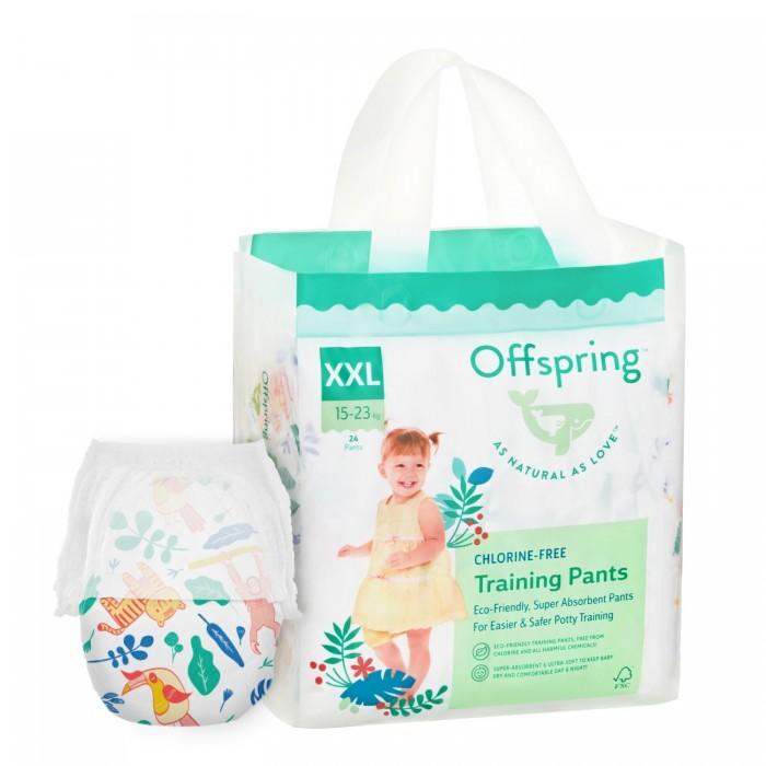 Offspring Подгузники-трусики Джунгли XXL (15-23 кг) 24 шт.