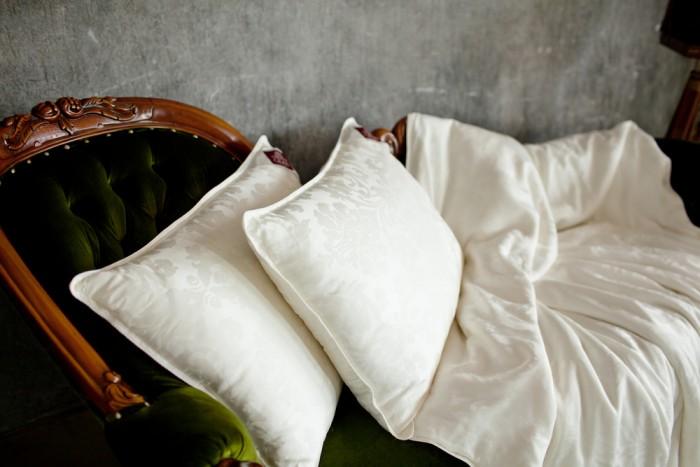 Картинка для German Grass Подушка средняя Luxury Silk Grass 50х68 см