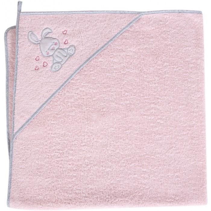 Купить Ceba Baby Полотенце-уголок Small Bunny 100х100 см в интернет магазине. Цены, фото, описания, характеристики, отзывы, обзоры